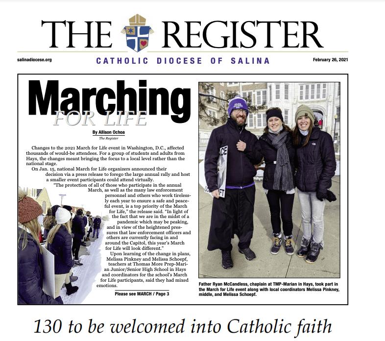 Feb Register Cover